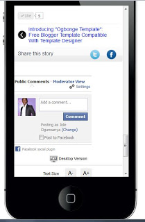 how to add facebook comments to website