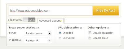 HideMyAss com: Web Proxy Alternative To NinjaCloak – OgbongeBlog