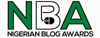 Nigerian blog awards - logo