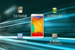 picture of Galaxy Note 3