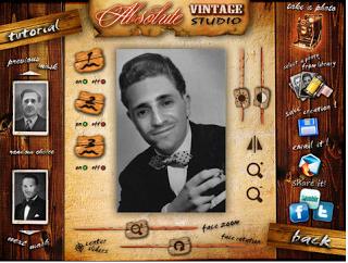 Vintage app