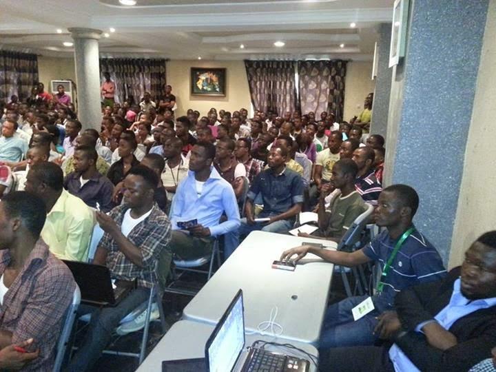 Naijaloaded 2013 seminar