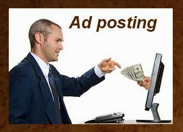 post adverts online