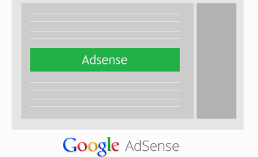 adsense in middle