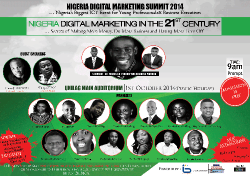 Nigeria Digital Marketing Summit 2014