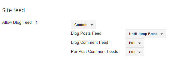 Blogger_feed_settings