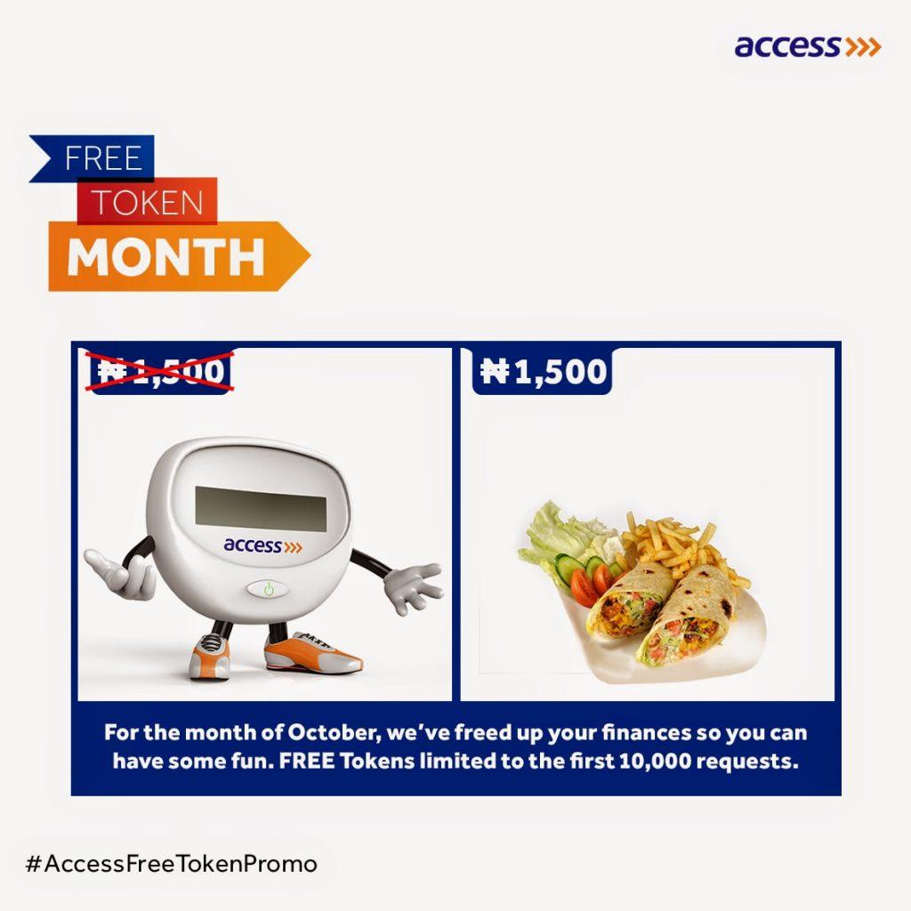 access bank promo