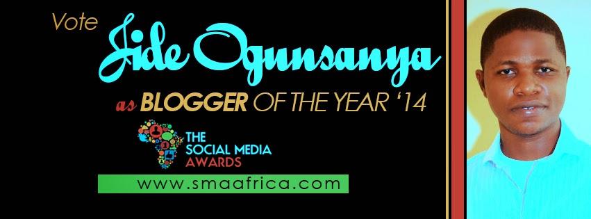 vote Jide Ogunsanya