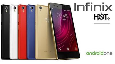 infinix hot 2 smartphone