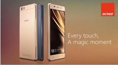 Gionee phone image
