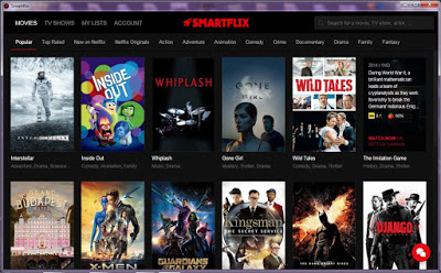 smartflix software for unblocking netflix Nigerian movies