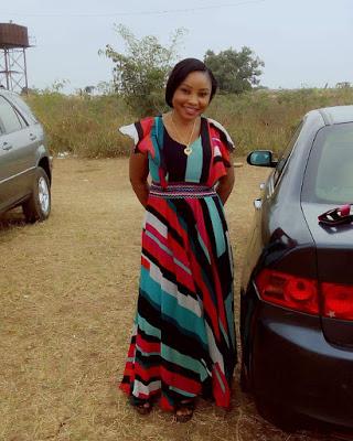 nigerian lifestyle blogger gloria okaiman
