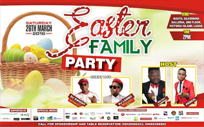 Easter Family party lagos nigeria
