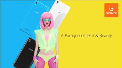 gionee p5 mini android phone image