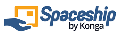 spaceship by konga logistics service