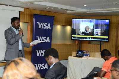 visa card hangsout with nigeria tech bloggers