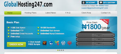 reliable web hosting company in Nigeria