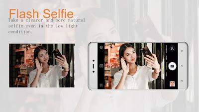 gionee f103 selfies