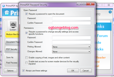 pdf password lock software