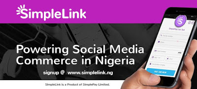 simplelink online payment solution Nigeria