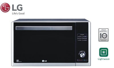 LG Charcoal Microwave