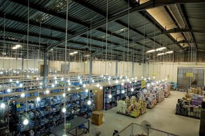 konga Nigeria warehouse