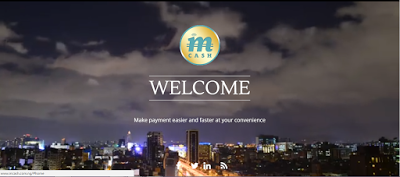 mcash logo online mobile money payment solution