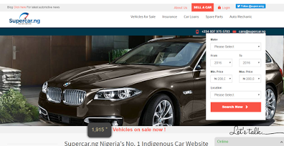 buy and sell cars in nigeria