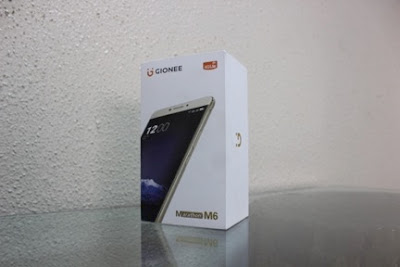gionee m6 android phone image