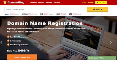 website hosting provider in nigeria