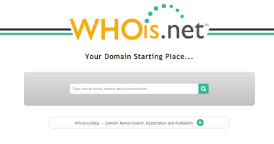 whois lookup tool for domain names
