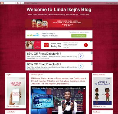 linda ikeji blogspost blog