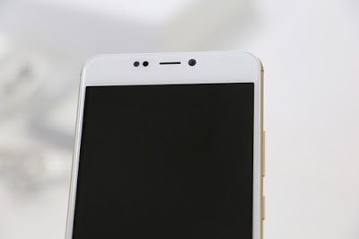 gionee A1 front camera