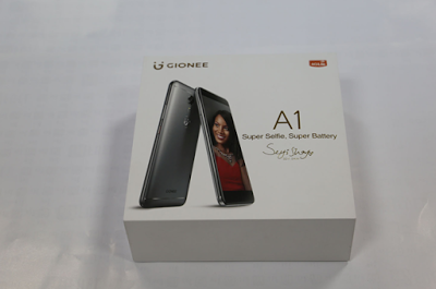 gionee A1 android phone