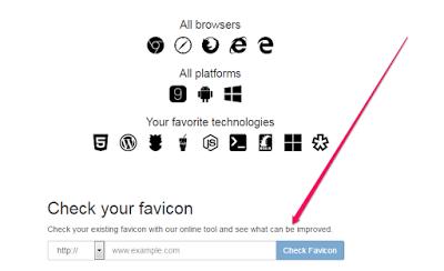 online favicon validator