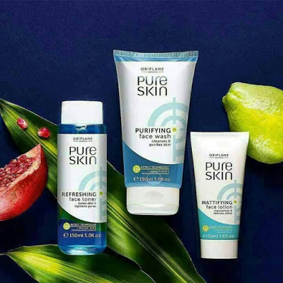 oriflame skin care products for women