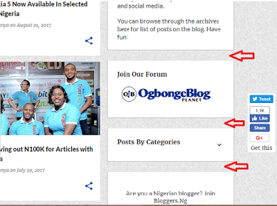 add spaces between blogspot widgets on sidebar of blogger blogs
