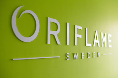 oriflame sweden business for cosmetics products