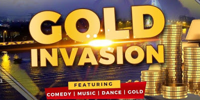 swissgolden team sparta gold invasion event lagos
