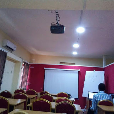 tech24 training hall nikky afrcana plaza ikeja lagos