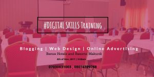 digital marketing training makurdi benue state