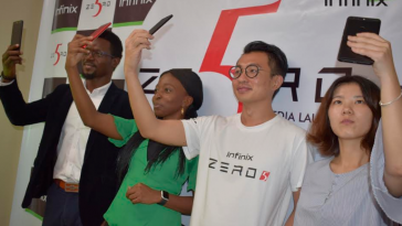 infinix zero 5 launched in Nigeria