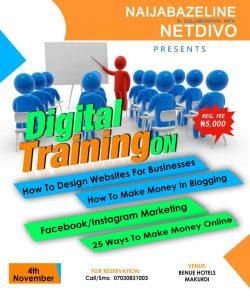 online marketing training makurdi benue