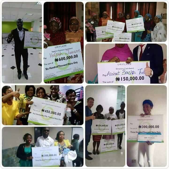 oriflame nigeria business make money