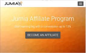 jumia affiliate program 2018