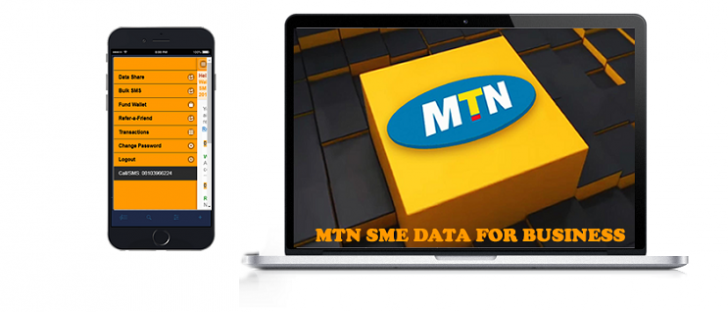 start data reselling business in nigeria with mtn sme data share