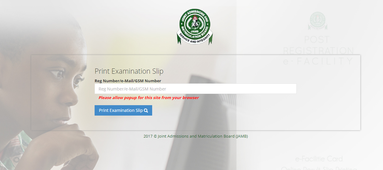 check jamb 2018 exam cbt center in nigeria