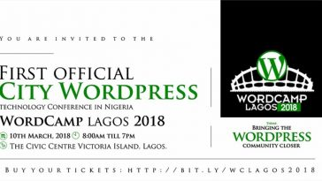 wordcamp lagos 2018