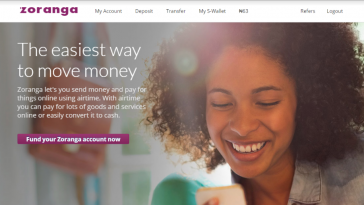 zoranga send money online pay bills online nigeria with airtime