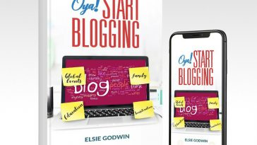 oya start blogging ebook by elsie